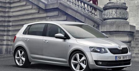 Škoda Fabia 2014