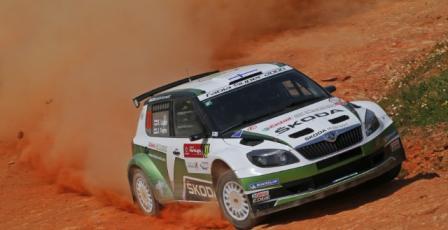 Rally Portugalsko