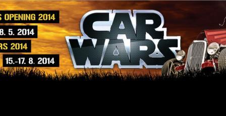 Pozvánka na CARWARS OPENING 2014