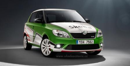 Fabia RS Edition S2000